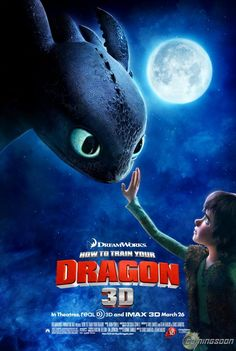 How to train your dragon | 2010 | Genre: Animation; Adventure; Drama | PG | My Rating: 8/10