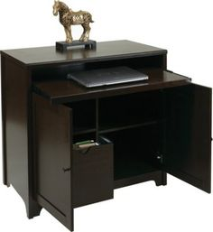 Staples®. has the Office Star OSP® Designs Dennison Computer Desk Cabinet, Coffee Bean you need for home office or business. FREE Shipping on all orders over $45, plus Rewards Members get 5 percent back on everything!