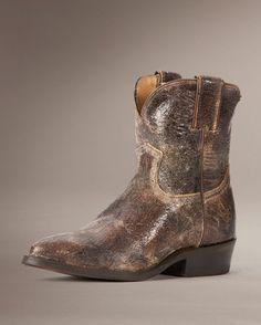 Women's Billy Short Boot - Chocolate