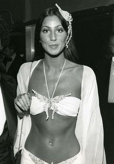 "mangodebango: ""Cher, backstage at the 16th Grammy Awards, 1974. """