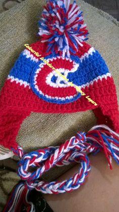Crochet Hockey Afghan Pattern : Hockey on Pinterest Newborn Crochet, Afghan Crochet ...