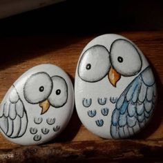 Good night owl about me rock painting patterns, painted rocks ve stone pain Pebble Painting, Pebble Art, Stone Painting, Diy Painting, Garden Painting, Rock Painting Patterns, Rock Painting Ideas Easy, Rock Painting Designs, Rock Painting Kids