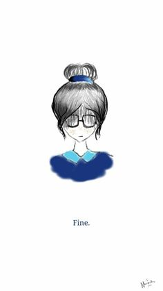 Im fine. Dont you see it?