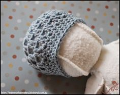 Good morning all,   Today's pattern is for a sweet little cluster stitch hat. Made as instructed this hat will fit a baby at 26 weeks ...