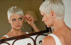 Different+Pixie+Hairstyle | Short Haircuts for Brides | 2014 Short Hairstyles for Women