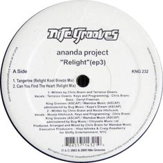The Ananda Project - Relight (EP 3)