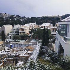 Snow...❄️⛄️☃🌨