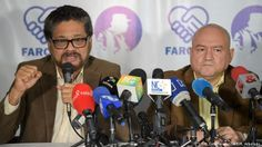 7/24/17 Colombia's FARC to launch political party on September 1  As part of last year's peace deal, FARC rebels will launch a political party that provides them a platform to use 'words as the only weapon.' Yet several challenges to implementing the peace deal loom on the horizon.