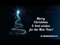 Our latest Merry Christmas 2016 wishes and happy new year greetings are here. A very simple yet stylish video greeting card you can use for Christmas 2016 …