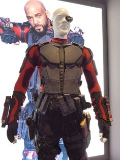Will Smith Deadshot Suicide Squad movie costume                                                                                                                                                      More