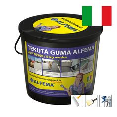 TEKUTÁ GUMA NA BAZÉNY | Tekutá guma ALFEMA TG500 modrá 5 kg | HYDROIZOLACE TEKUTÁ GUMA | Hydroizolační materiály ALFEMA Coffee Cans, Epoxy, Canning, Showroom, Life, Home Canning, Fashion Showroom, Conservation