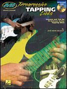 Progressive Tapping Licks (Softcover with CD)