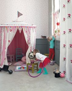 お部屋の中でもキャンプ気分?テントを使ったインテリアコーディネート - Yahoo! BEAUTY
