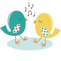 Freebie Of The Day! Singing Birds 03 26 13