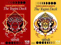 Books: The Yogini Deck: Tantra, Yantra, Mantra (108 cards)
