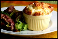 cheese souffle - Google Search