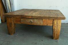 #Mesa ratona de campo medidas: 1.20 x 1.20 x 0.50 Decor, Furniture, Diy Pallet Projects, Deco, Rustic Furniture, Table, Home Decor, Coffee Table