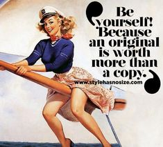Pin up dolls Pin Up Quotes, Sassy Quotes, Great Quotes, Funny Quotes, Inspirational Quotes, Retro Humor, Vintage Humor, Pin Up Girls, Pin Up Girl Vintage