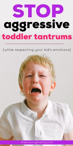If your toddler often has loud, aggressive meltdowns and tantrums it's time to fix that. Learn how to apply gentle parenting strategies to tackle their violent outbursts now. Toddler Behavior, Toddler Discipline, Calm Down Corner, Emotional Child, Terrible Twos, Gentle Parenting, Positivity, Teaching, Feelings