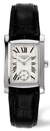 Longines Watch DolceVita Ladies #bezel-fixed #bracelet-strap-alligator #brand-longines #buckle-type-tang-type-buckle #case-depth-8mm #case-material-steel #case-width-22-4-x-26-85mm #delivery-timescale-1-2-weeks #dial-colour-silver #gender-ladies #luxury #movement-quartz-battery #official-stockist-for-longines-watches #packaging-longines-watch-packaging #sku-lng-150 #subcat-dolcevita #supplier-model-no-l5-502-4-71-2 #warranty-longines-official-2-year-guarantee #water-resistant-30m