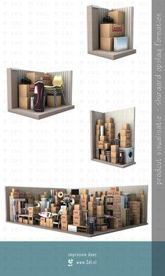 Product visualisatie en animatie Magazine Rack, 3 D, Photo Wall, Storage, Frame, Artist, Furniture, Design, Home Decor