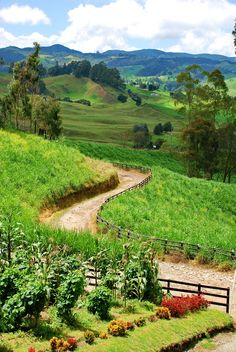 Medellin, Colombia The most Lush & Beautiful Country side to drive through Beautiful World, Beautiful Places, Country Life, Country Roads, Country Living, Vie Simple, South America Travel, North America, Beautiful Landscapes