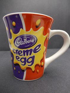 Cadbury Creme Egg Mug             $17.97               2000