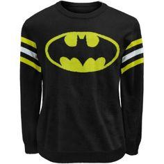 Amazon.com: Batman - Logo Sweater: Clothing