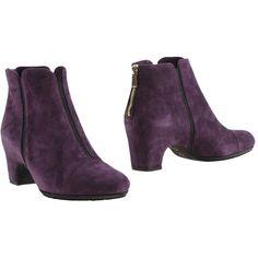 06fd2c73e9bd Pas De Rouge Ankle Boots ( 268) ❤ liked on Polyvore featuring shoes