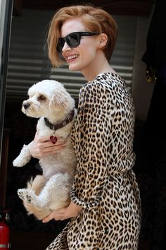 Jessica Chastain Short Hair