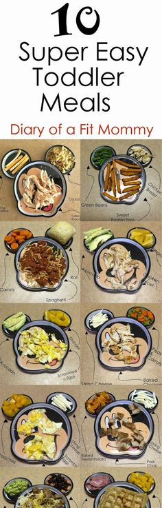 123 best toddler food chart images on pinterest baby feeding guide diary of a fit mommy 10 easy toddler meals for busy mommies forumfinder Image collections