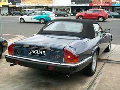 1989 Jaguar XJS V12 Convertible - The Purr-fect Gift Shop