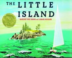 """1947 - """"The Little Island""""  (http://archway.searchmobius.org/record=b1555984~S3*eng)"""