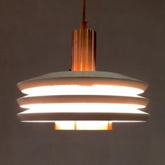 Located using retrostart.com > Hanging Lamp by Unknown Designer for Fog and Mørup