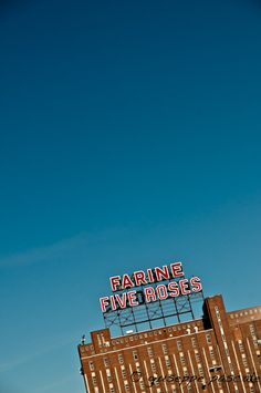 farine five roses montreal photography card by giuseppe by gpfoto on Etsy Montreal Architecture, Industrial Photography, Roses, Fine Art, Cards, Etsy, Wall, Bedroom, Pink