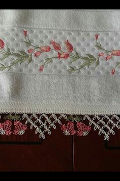 Needle Lace, Embroidery Patterns, Elsa, Diy And Crafts, Crochet, Model, Pattern Flower, Crochet Flower Patterns, Towels