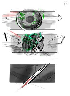 """Crunchyroll - A Look at Unused Live-Action """"Akira"""" Concept Art"""