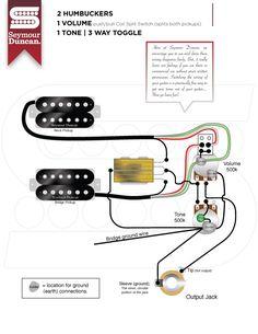 Wiring Diagrams Seymour Duncan Seymour Duncan Bob's