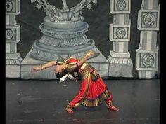 Indian classical Snake Dance nadhar mudimel : Bharatanatyam London UK - possibly my favourite dance to do :)