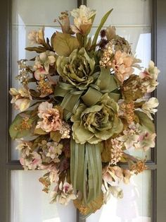 Summer-fall floral