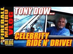 TONY DOW CELEBRITY DRIVE! - FIREBALL MALIBU VLOG 611 FIREBALL'S BOOKS ON AMAZON! http://ift.tt/2faxJCq FIREBALL'S BLOG! http://ift.tt/12aPqeo FIREBALL MALIBU VLOG - Inspiring you to BREAKOUT! Do WHAT YOU LOVE and LOVE WHAT YOU DO! #TONYDOW CELEBRITY DRIVE