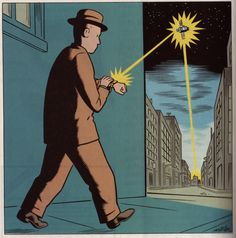 Daniel Clowes for The New Yorker, via:thisisnthappiness.com