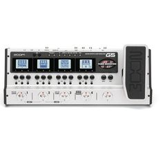 Zoom G5 Guitar Effects & Amp Simulator Processor