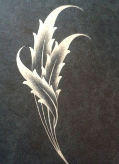 Altın tarama /gold brush By Nazlı Durmuşoğlu Utku hocam Calligraphy Borders, Arabic Calligraphy Art, Islamic Art Pattern, Pattern Art, Illumination Art, Islamic Paintings, Iranian Art, Turkish Art, Drawing Projects
