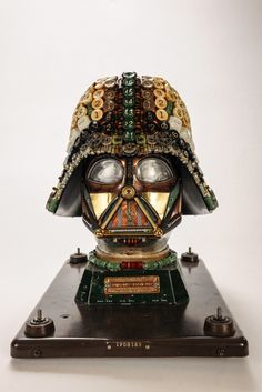 Darth Vader turns to the art side | Crave - CNET