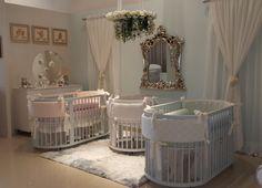 Idéias para quartos de bebê
