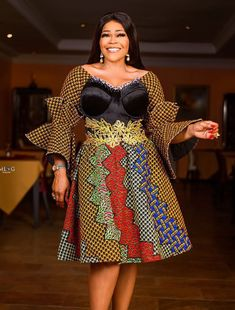 Latest Ankara Short Gown, Ankara Short Gown Styles, Short Gowns, Latest Ankara Dresses, Short African Dresses, Latest African Fashion Dresses, African Print Dresses, Ankara Styles For Women, African Attire