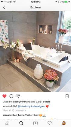 Home Bedroom, Bedroom Decor, Decor Interior Design, Interior Decorating, Home Comforts, Home Office Decor, Beautiful Bathrooms, Bathroom Renovations, House Rooms