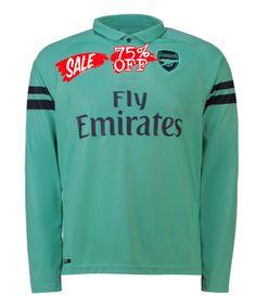 9d2b2a941 Arsenal 2018-19 Top LS Third Jersey. cheapsoccerjersey · Arsenal Shirts  jerseys