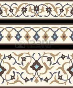 http://us.123rf.com/450wm/azat1976/azat19761210/azat1976121000006/15555019-set-of-traditional-arabic-borders.jpg